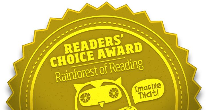Rainforest of Reading Readers