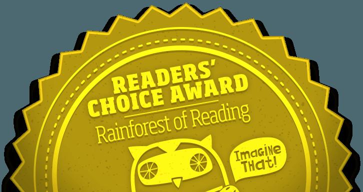 Rainforest of Reading Readers